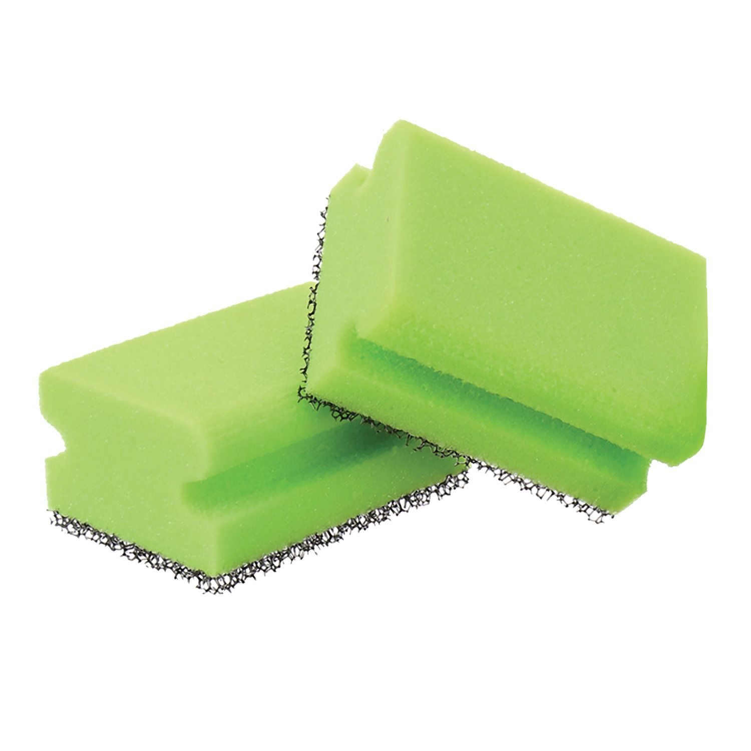 "PACLAN / Household scouring sponges ""Practi Soft Power"" profile, SET 2 pcs."