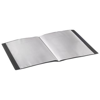 Folder 10 STAFF-ear, black, 0.5 mm