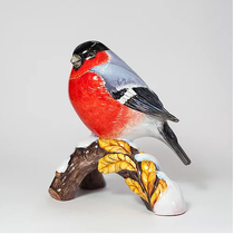 Bullfinch (on a large branch) - interior product