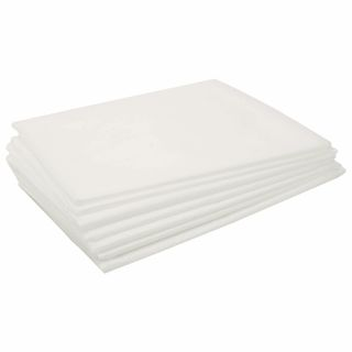 CLEANING / Non-sterile disposable sheets, set of 100 pcs., 70x80 cm, SMS 14 g / m2, white