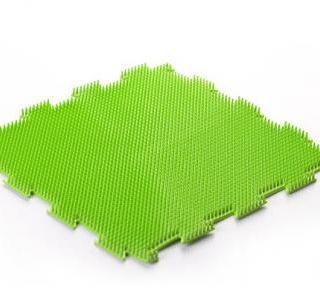 Preventive grass imitation mat