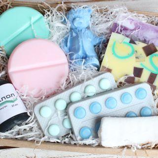 Handmade soap set for Doctor