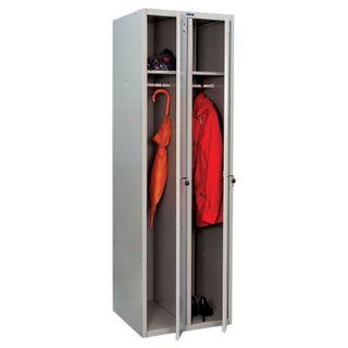 Metal wardrobe PRAKTIK
