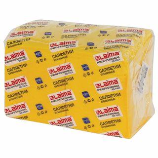 LAIMA / Napkins paper 100% cellulose, 24x24 cm,