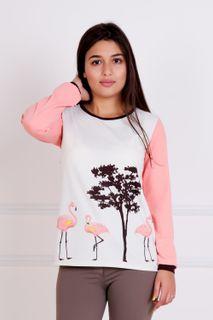 Blouse Flamingo Art. 1189