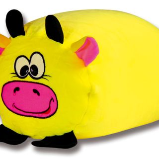 "Anti-stress pillow-cushion ""Beast"" cow (6)"
