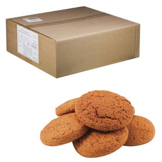 """ORANGE SUN / Oatmeal cookies """"Side-by-side"""" classic, by weight, 6 kg corrugated box"""