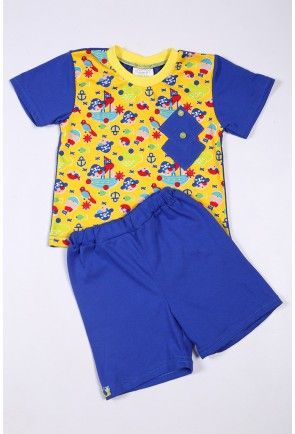 Children's costume for a boy from 1 to 5 years old Petya