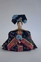 Doll gift. The Empress of the 19th century, China - view 1