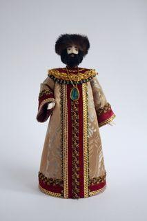 Tsar Ivan The Terrible. Doll-box (box)