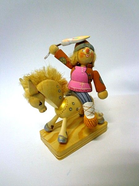 """Tver souvenirs / Doll """"Little Humpbacked Horse"""""""