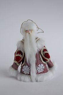 Santa Claus. Suspension
