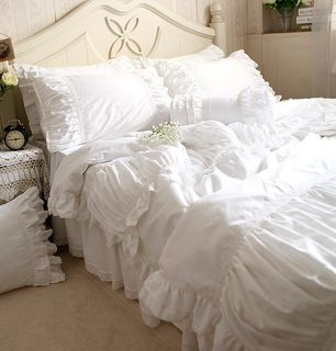 Set wedding bedding