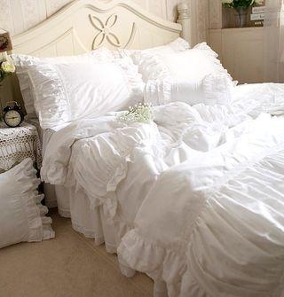 Set wedding bedding