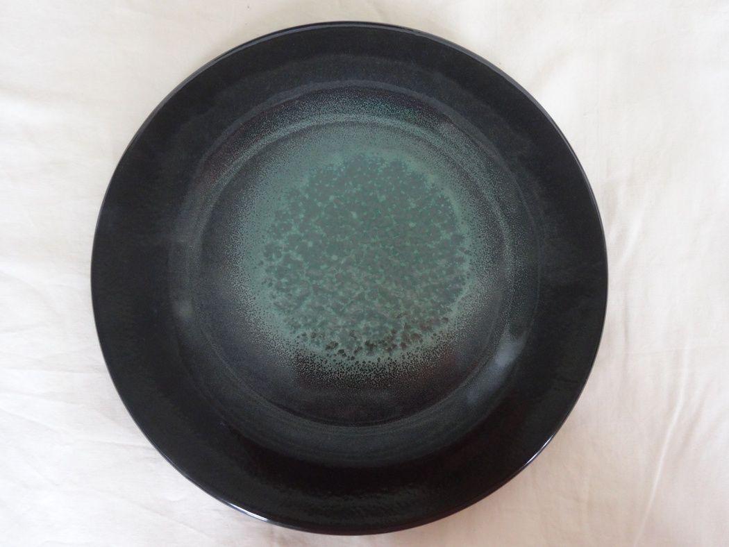 """Horex / Plate """"Verde Notte"""" ristorante 260 mm 6 pcs."""