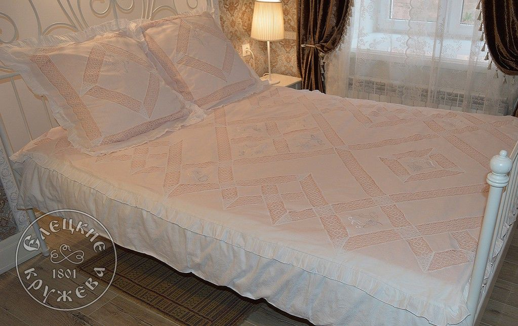 Yelets lace / One-and-a-half bedding set С2189