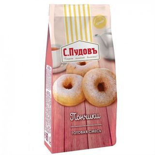 Ready baking mixture S. Pudov, 400 g