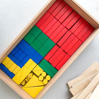Wooden designer