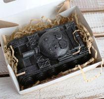 Handmade soap Tank 3D