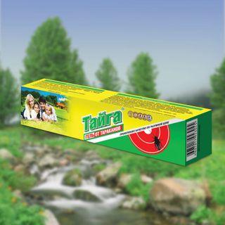 Taiga gel from ants in the cartridge 20 ml.