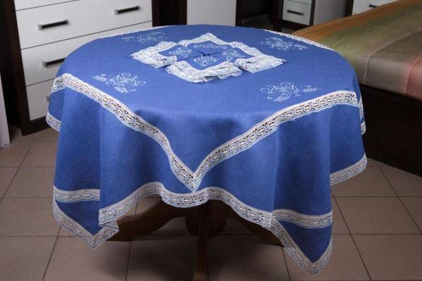 Tablecloth 'Gzhel'