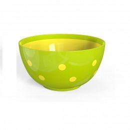 "Salad bowl two-color ""Marusya Leto"" 2 l"