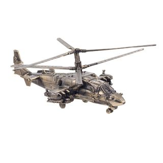 The model of helicopter KA-52