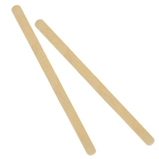 LIMA / Disposable stirrers for tea and coffee 140 mm, SET 450 pcs., WOODEN