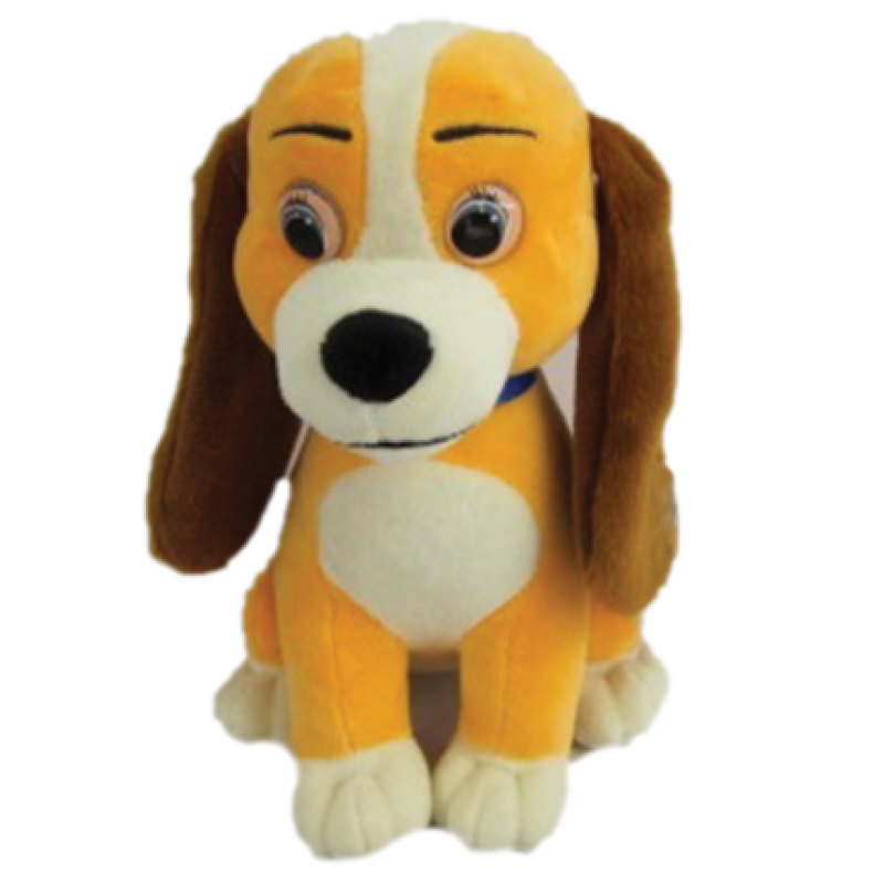"Soft toy Dog ""Dean"""