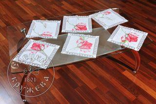 Dining linen napkin С1850БЦ