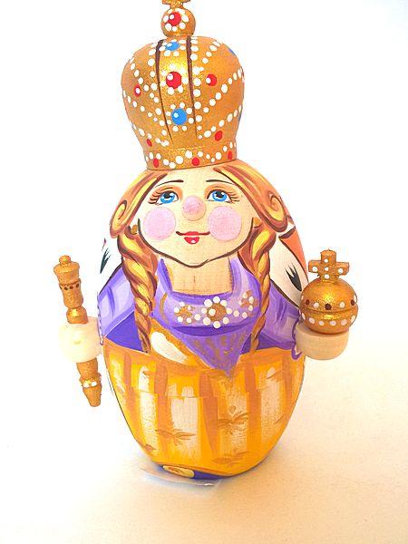"Tver souvenirs / Casket ""Tsarina"""