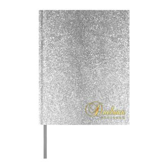 Diary 1-11 class 48 sheets, cover leather solid, foil, BRAUBERG