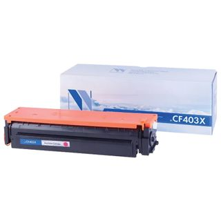 Magenta Toner Cartridge NV PRINT (NV-CF403X) for HP M252dw / M252n / M274n / M277dw / M277n, yield 2300 pages