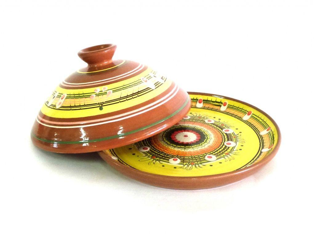 Tarusa artist / Pancake maker on 076Tr 22cm