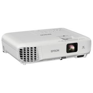Проектор EPSON EB-X05, LCD, 1024x768, 4:3, 3300 лм, 15000:1, 2,5 кг