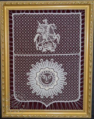 Panels decorative lace