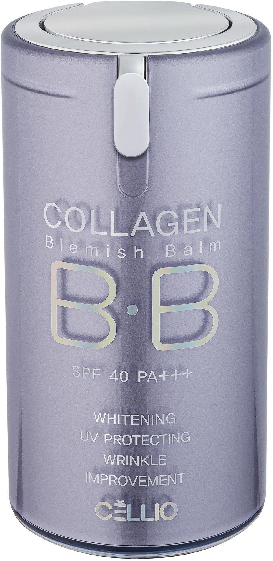 ББ крем №21 , CELLIO COLLAGEN BLEMISH BALM , 40мл