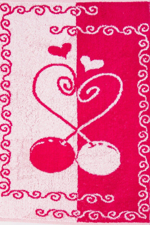 Lika Dress / Cherry Towel Art. 1536