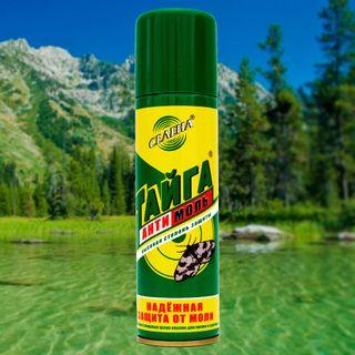 Taiga Antimol aerosol from moth 145 ml.