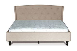 Bed RAVENNA 714 Golden beige