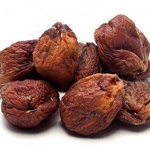Dried apricots (Kandak)
