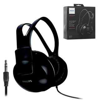 PHILIPS / Headphones SHP 1900, wired, 2 m, stereo, full-size with headband, ergonomic ear pads