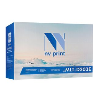 Laser cartridge NV PRINT (NV-MLT-D203E) for SAMSUNG M3820 / 3870/4020/4070, resource 10000 pages.
