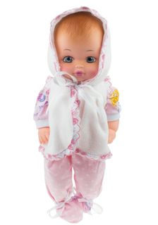 Lela doll with extra clothes, 40 cm