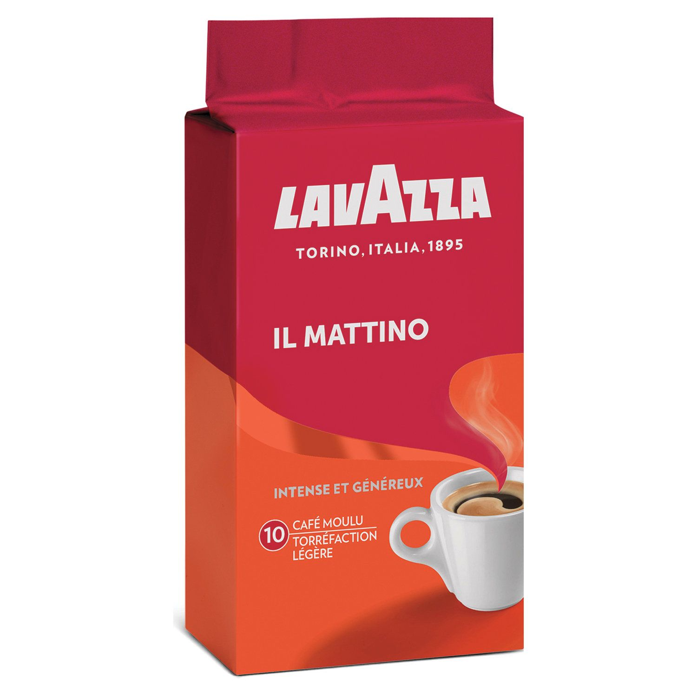 "LAVAZZA / Ground coffee ""Il Mattino"", vacuum package 250 g"