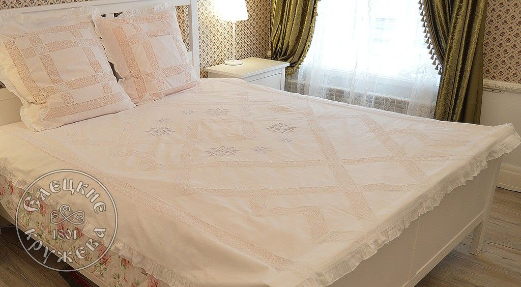 Yelets lace / Double bedding set С2179Е