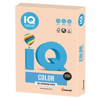 IQ COLOR / A4 paper, 160 g / m2, 250 sheets, pastel, dark cream