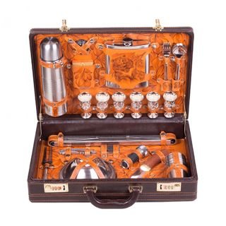 """Gift set """"Hunter"""" for 6 persons"""
