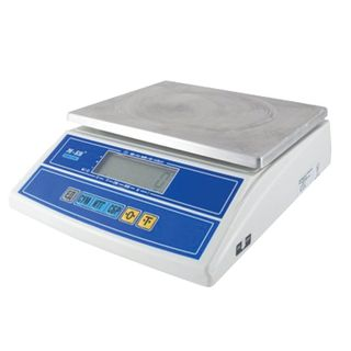 MERCURY / Filling scales M-ER 326F-15.2 LCD (0.08-15 kg) without stand, resolution 2 g, platform 255x210 mm