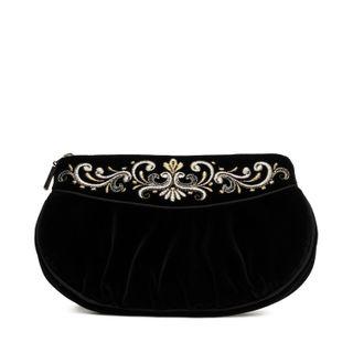 """Velvet cosmetic bag """"Fantasy"""""""